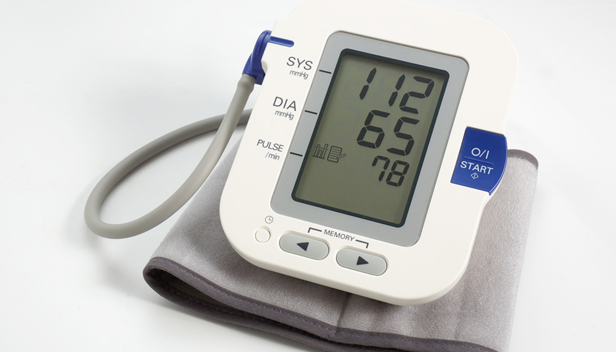 Dr Ross Goodheart Blood Pressure Monitor 2x